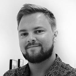 Erik Lindahl UX designer