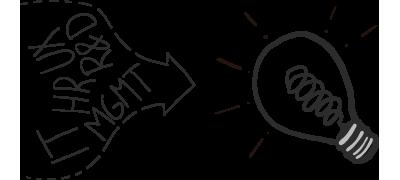 Utveckla organisationen med Design Thinking