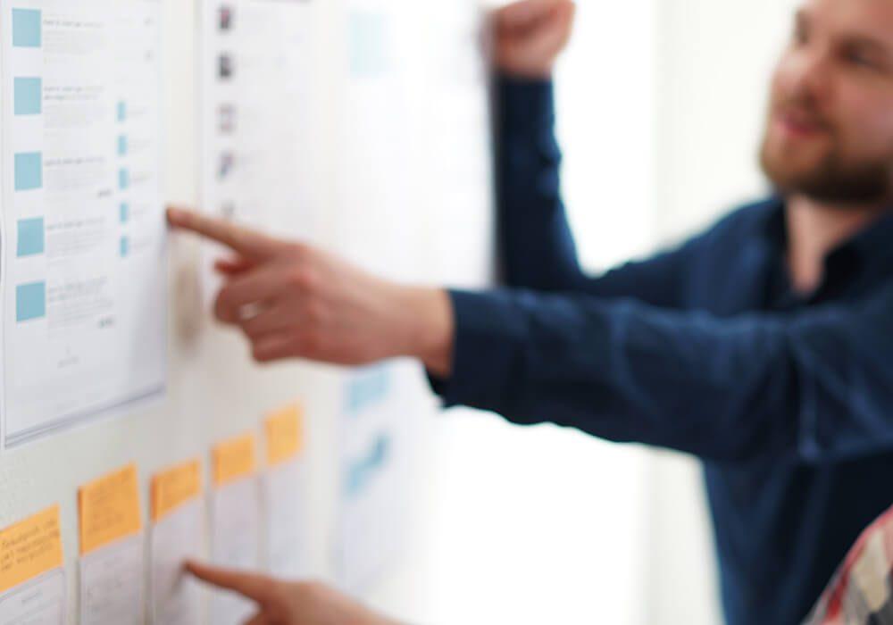 UX och Design Thinking workshop