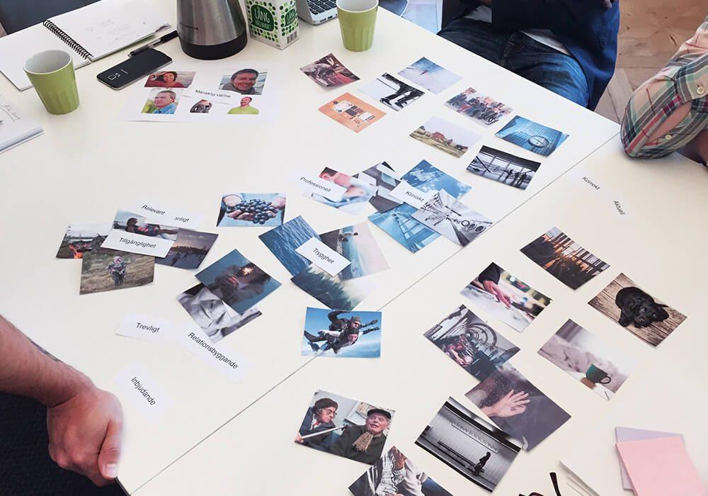 Digitalisering för ledningsgruppen workshop